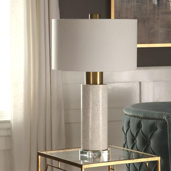 Vaeshon Concrete One-Light Table Lamp, image 4