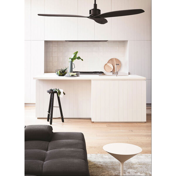 Lucci Air Viceroy Black 52-Inch DC Ceiling Fan, image 3