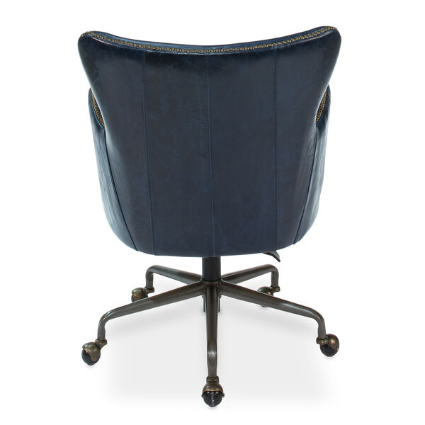 Blue Nevill Office Chair, image 2