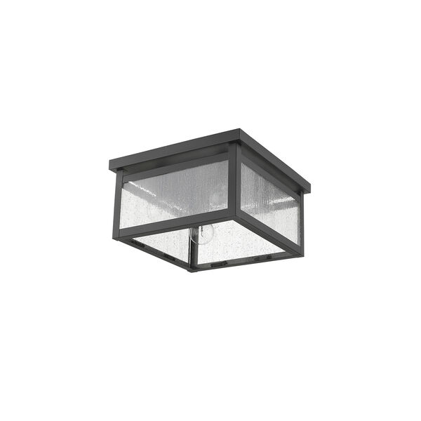 Milford Bronze Four-Light Ceiling Mount, image 4