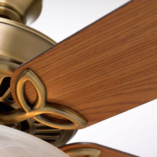 Pro Series Antique Brass 50-Inch Ceiling Fan, image 8