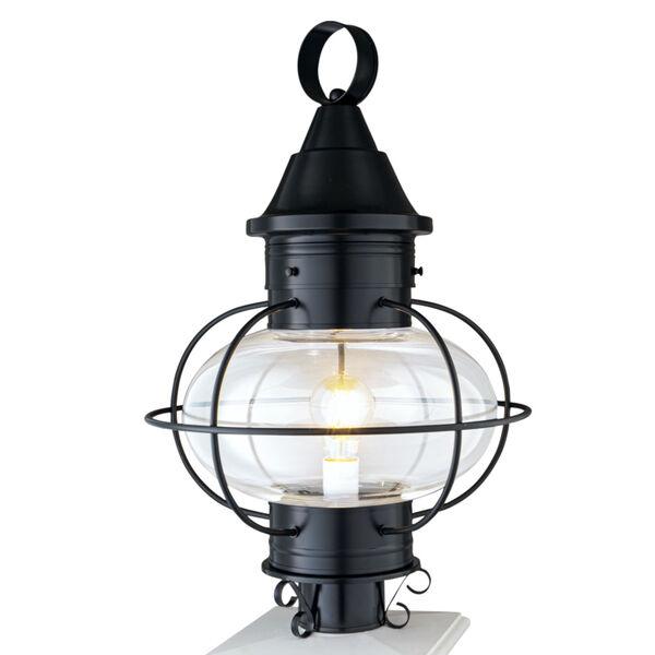 Vidalia Onion Black One-Light 22-Inch Outdoor Post Lamp, image 1