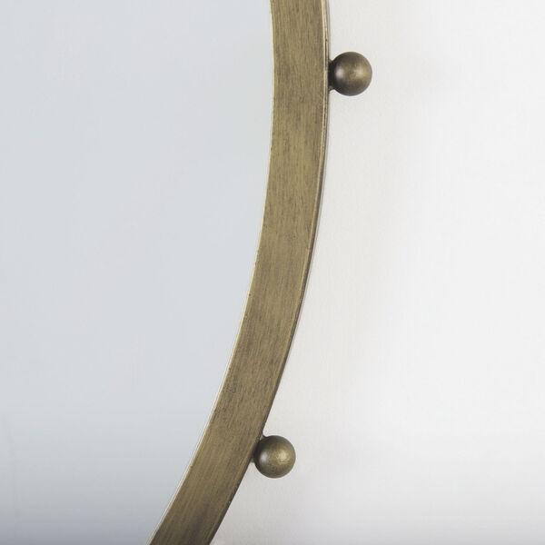 Elena II Gold Wall Mirror, image 5