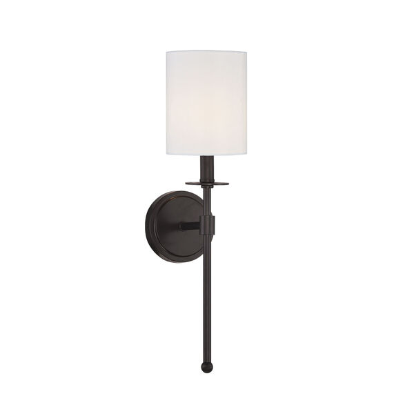 Lyndale Oil Rubbed Bronze One-Light Wall Sconce, image 1