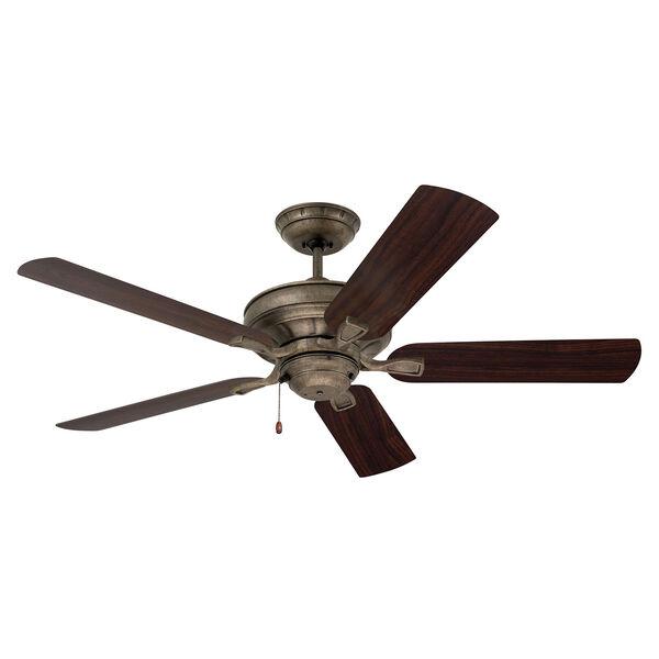 Veranda Vintage Steel 52-Inch Ceiling Fan, image 8
