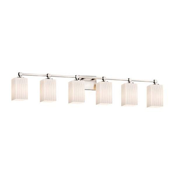 Fusion - Tetra Six-Light Bath Bar, image 1