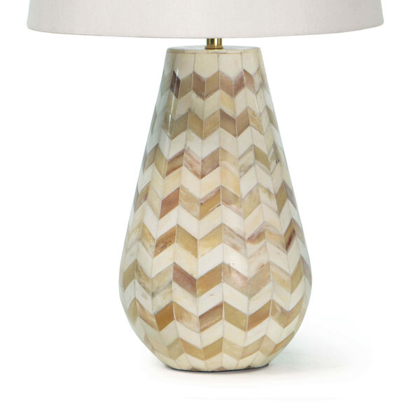 Cassia Natural One-Light Table Lamp, image 4