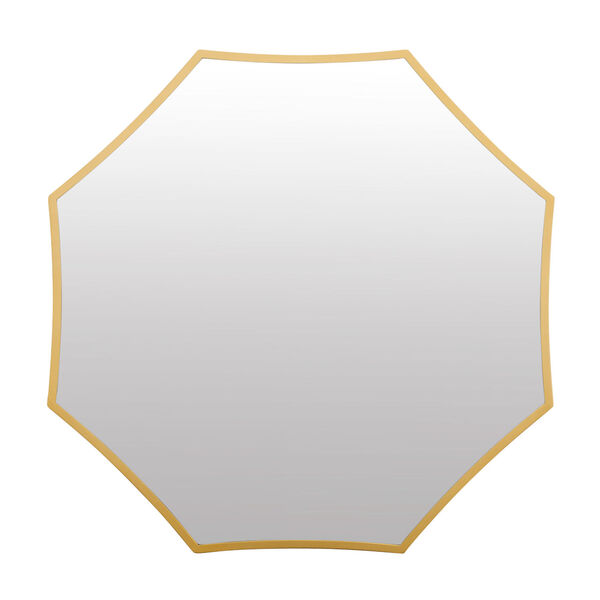 Jenner Gold Wall Mirror, image 1