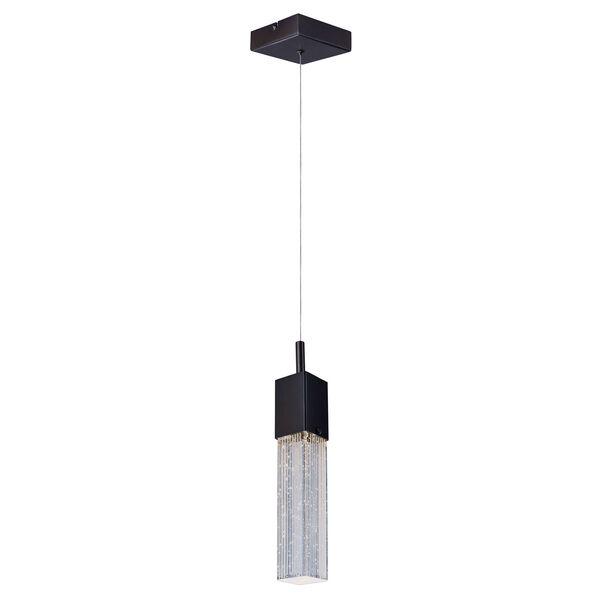 Fizz III Bronze One-Light LED 5-Inch Mini Pendant, image 1