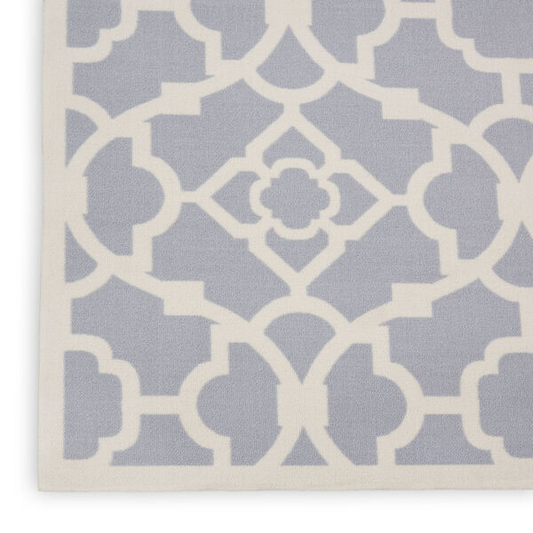 Sun and Shade Gray Indoor/Outdoor Area Rug, image 5