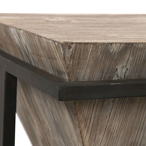 Bertrand Wood Accent Table, image 4