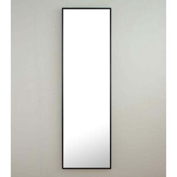 Eternity Black 18-Inch Mirror, image 6