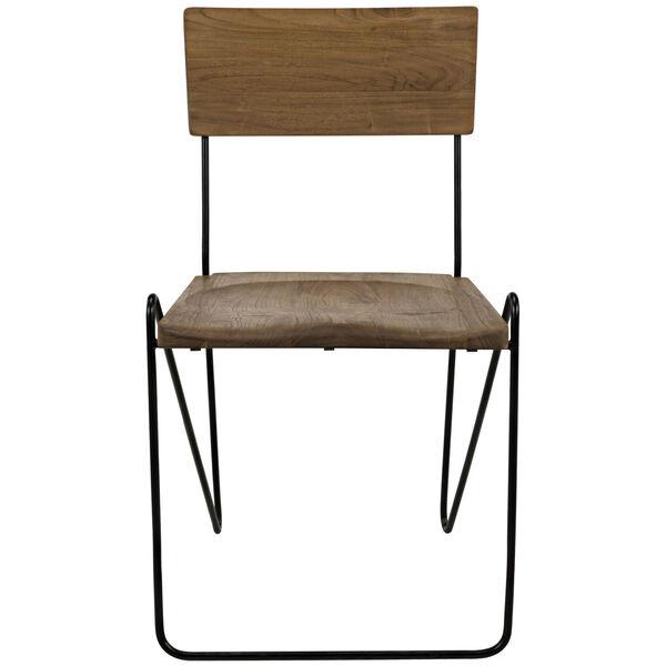 Espinosa Natural Dining Chair, image 3