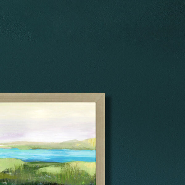Pardis Perdu Green Framed Art, image 3