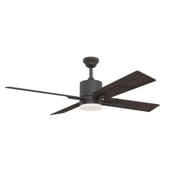 Teana Espresso Led 52-Inch Ceiling Fan, image 1