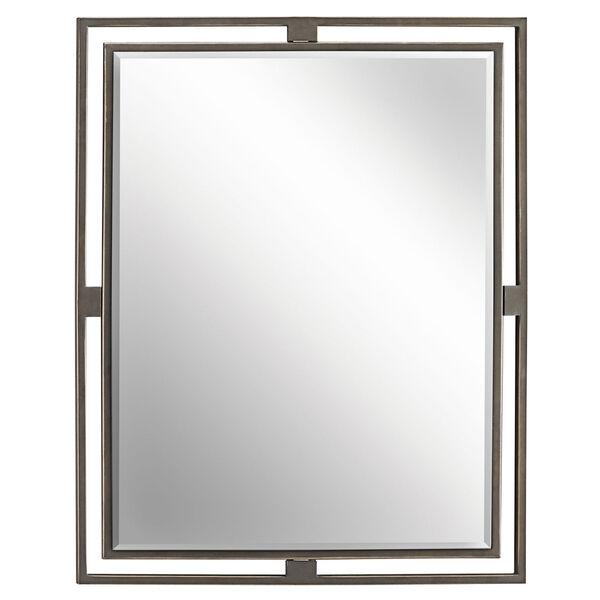 Hendrik Olde Bronze Mirror, image 1