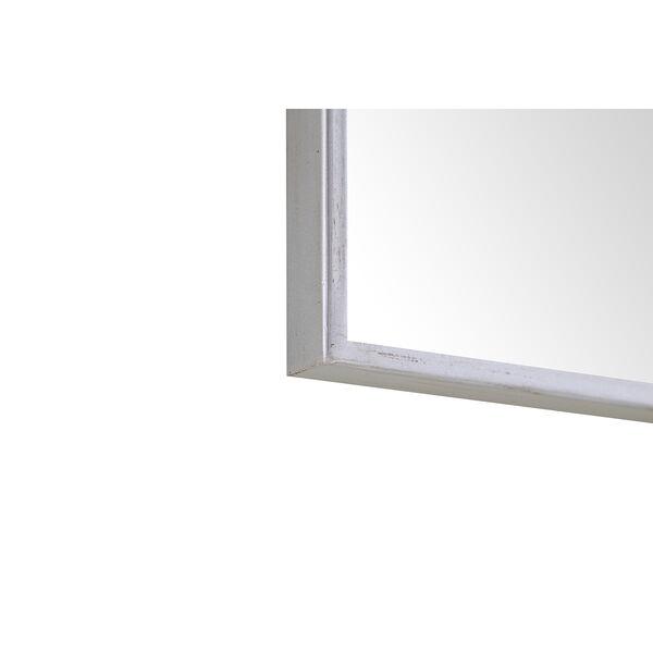 Eternity Silver 40-Inch Mirror, image 3