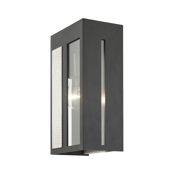 Lafayette Black Six-Inch One-Light Outdoor ADA Wall Sconce, image 5
