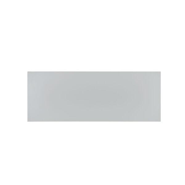 Max Gray Silver Desk, image 6