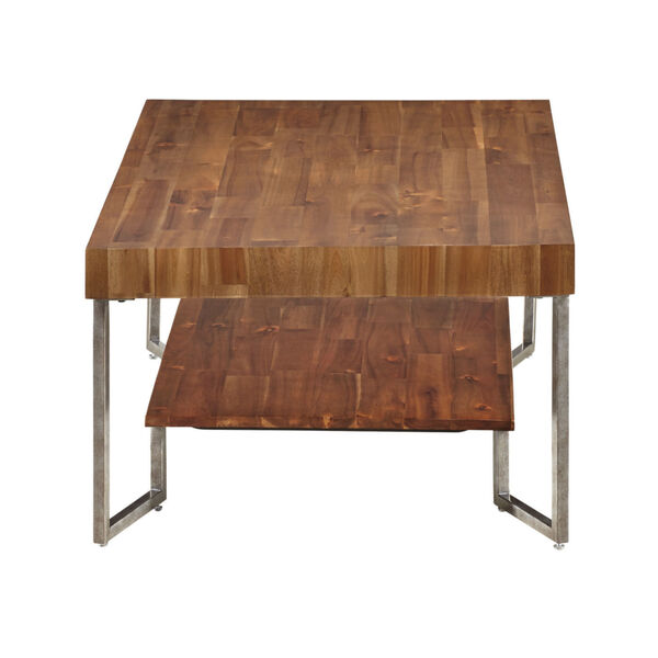 Dawson Brown Rectangular Cocktail Table, image 3
