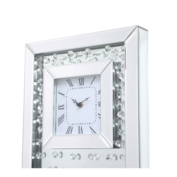 Sparkle Clear 35-Inch Wall Clock, image 4