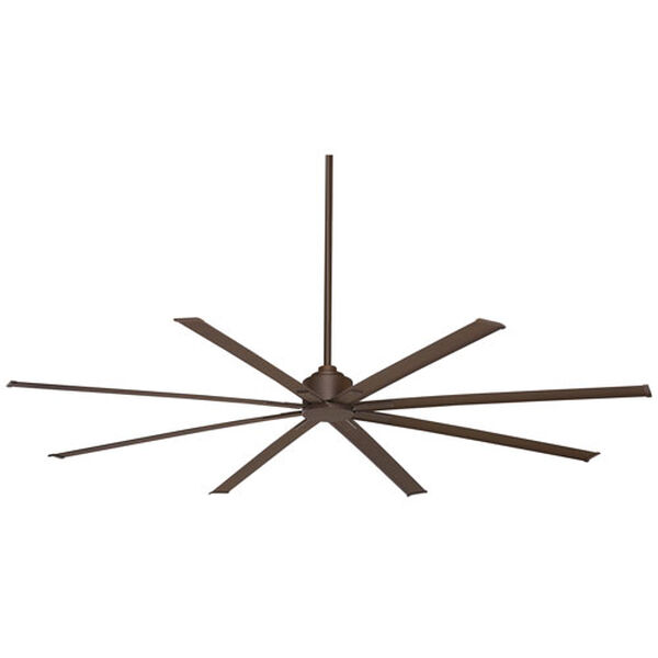 XTREME H20 Oil Rubbed Bronze 84-Inch Slipstream Wet Location Ceiling Fan, image 1