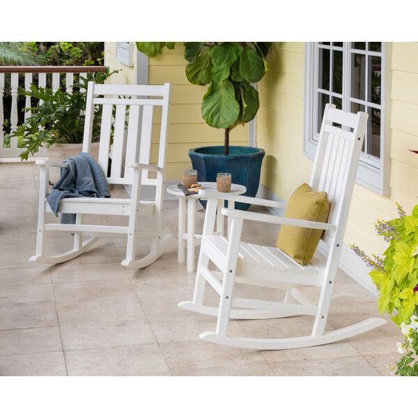 Black Estate Rocking Chair Set, 3-Piece, image 2