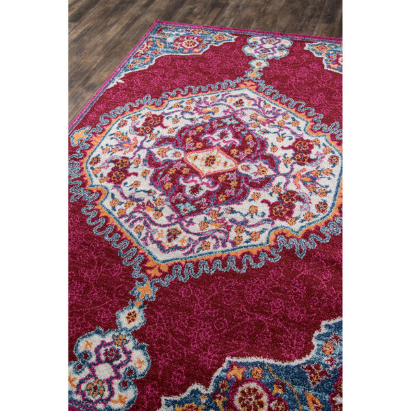 Haley Red Rectangular: 9 Ft. 3 In. x 12 Ft. 6 In. Rug, image 3