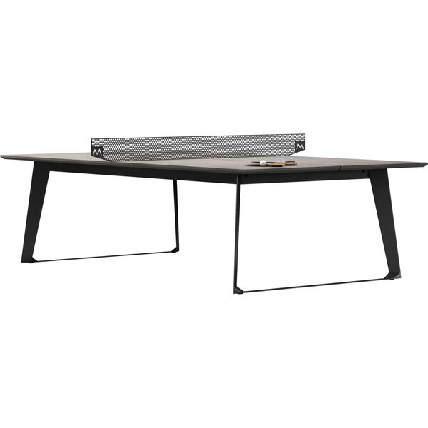 Amsterdam Gray Concrete Ping Pong Table, image 1