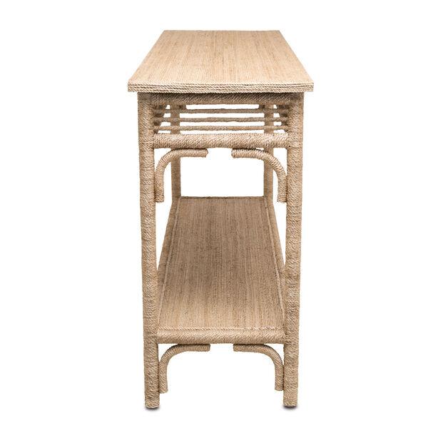 Olisa Natural Console Table, image 6