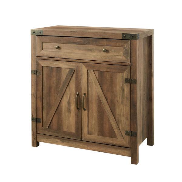 Barnwood Accent Cabinet, image 4