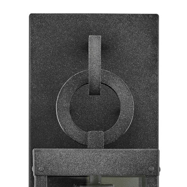 Porter Aged Zinc One-Light 19-Inch Outdoor Wall Mount, image 3