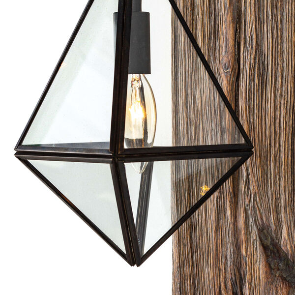 Terra Brown One-Light Wall Sconce, image 3