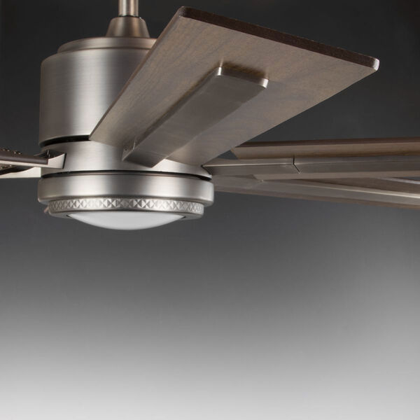 P2586-8130K: Glandon Antique Nickel LED Ceiling Fan, image 6
