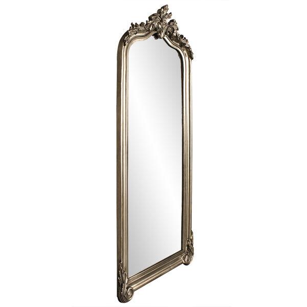 Tudor Silver Floor Mirror, image 3