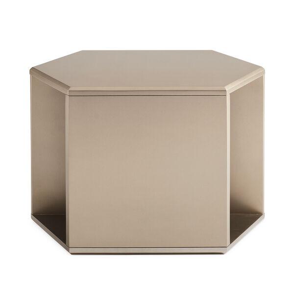 Modern Artisan Remix Tan End Table, image 5