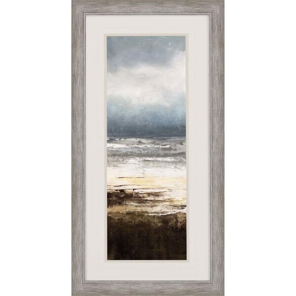 Oceanscape II Blue Framed Art, image 2
