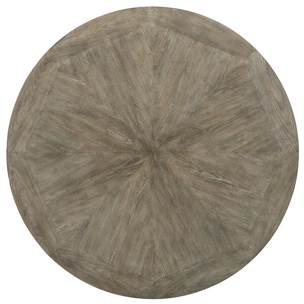 Elizabeth Pewter Counter Height Round Pub Table, image 3