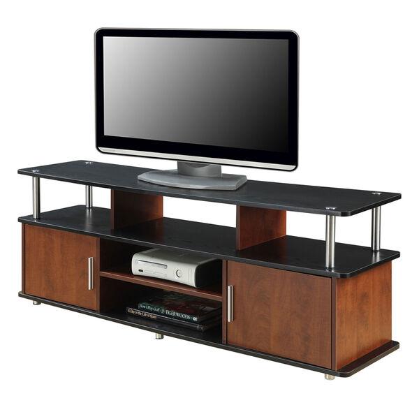 Designs2Go Cherry TV Stand, image 2