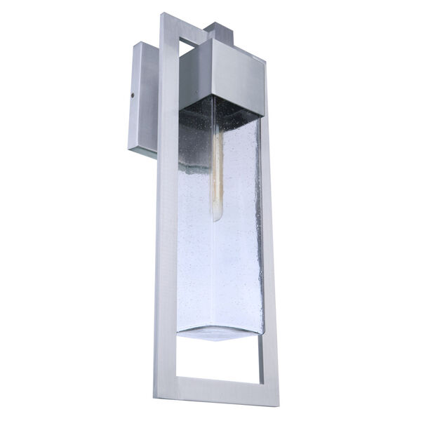 Perimeter Satin Aluminum 22-Inch One-Light Outdoor Wall Sconce, image 6