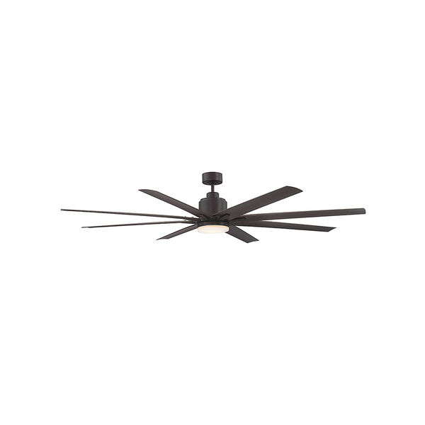 Bluff English bronze LED 72-Inch Outdoor Ceiling Fan, image 4