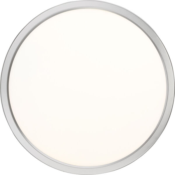 Outskirt Brushed Nickel 20-Inch LED Flush Mount, image 5