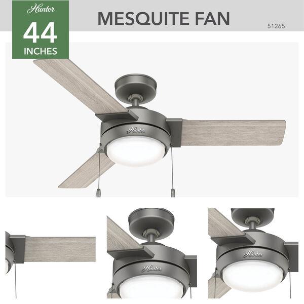 Mesquite 44-Inch LED Ceiling Fan, image 3