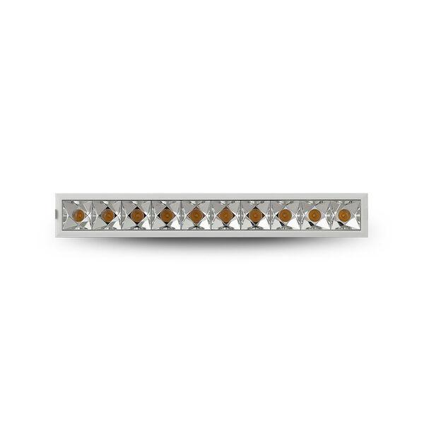 Rubik White 10-Light LED Recessed Downlight, image 3