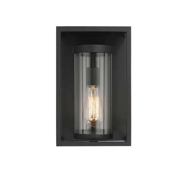 Dunbroch Black 13-Inch One-Light Outdoor Wall Sconce, image 5