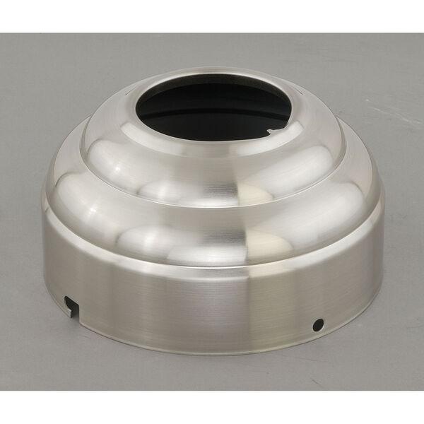 Satin Nickel Sloped Ceiling Fan Adapter Kit, image 1