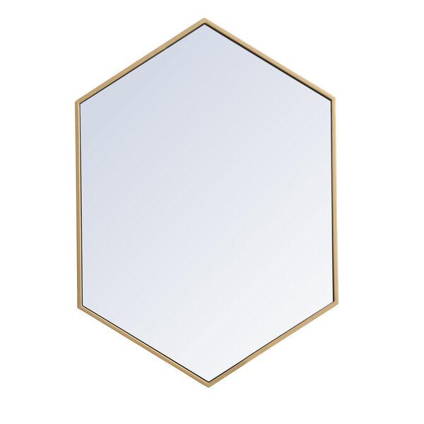 Eternity Hexagon Mirror, image 1