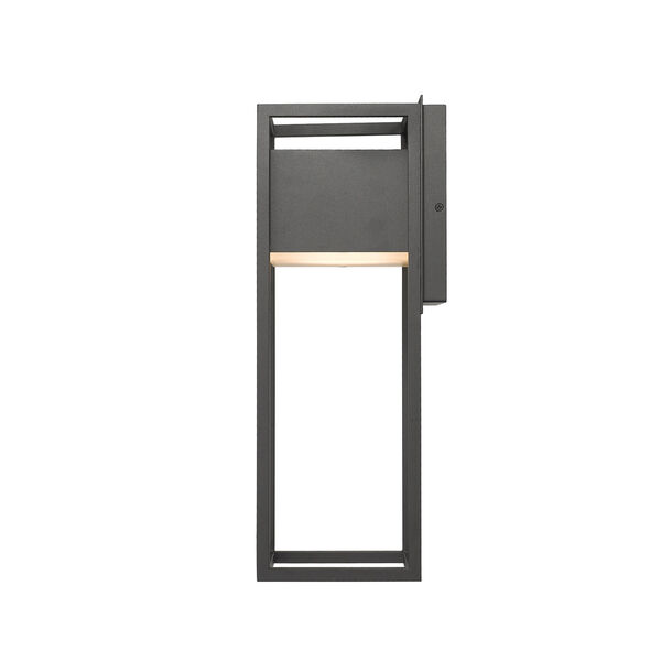Barwick Black 7-Inch One-Light LED Outdoor Wall Sconce, image 5