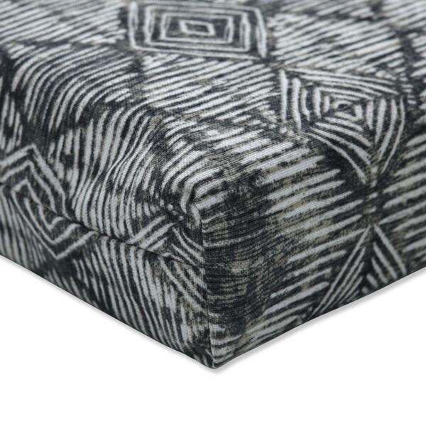 Nesco Black Tan Off-White Bench Cushion, image 3