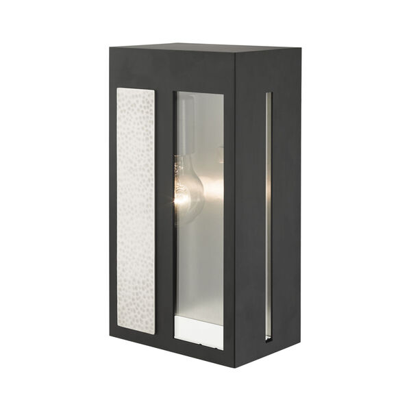 Lafayette Black Six-Inch One-Light Outdoor ADA Wall Sconce, image 6